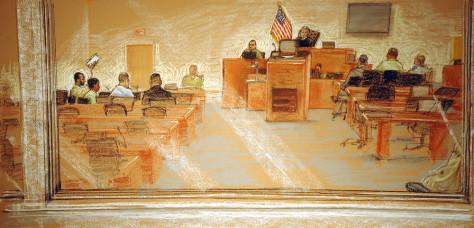 Image: Gitmo trial