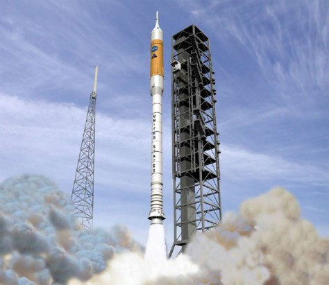 Image: Ares I rocket