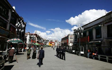 Image : Life In Tibet