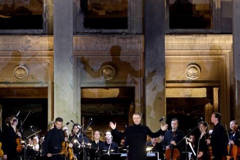 Image: Russian concert