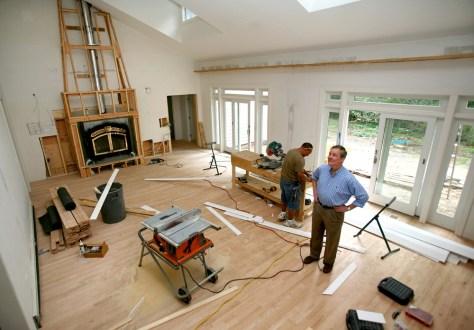 Image: New homeowner