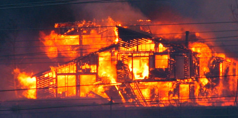 Image: Boise fire
