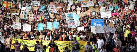 Image: Denver protest
