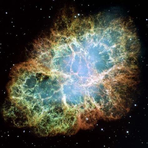 Image: Crab Nebula