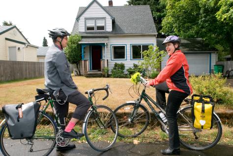 Image: Bike Realtor, Kirsten Kaufman, Emily Gardner