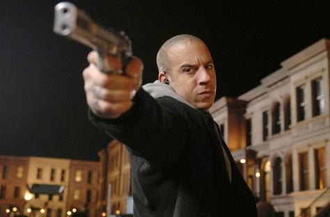 """Image: Vin Diesel in """"Babylon A.D."""""""