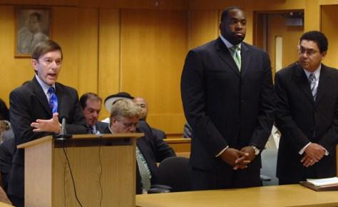 Image: Detroit Mayor Kwame Kilpatrick
