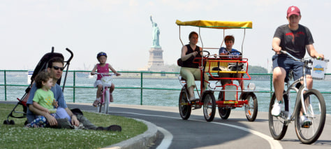 Image: Governors Island