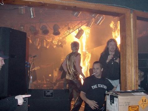 The Station Nightclub Rhode Island