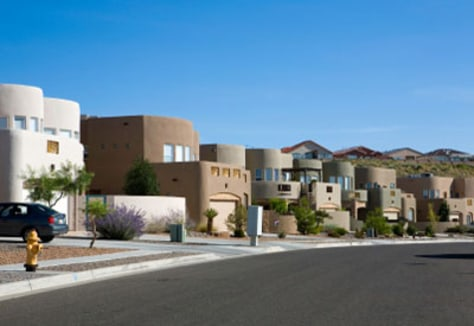 Image: Albuquerque homes