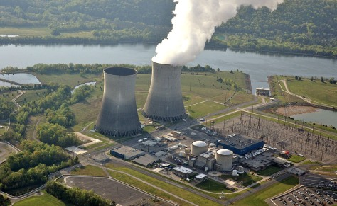Image: Nuclear power plant