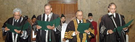 Image: Pakistan judges
