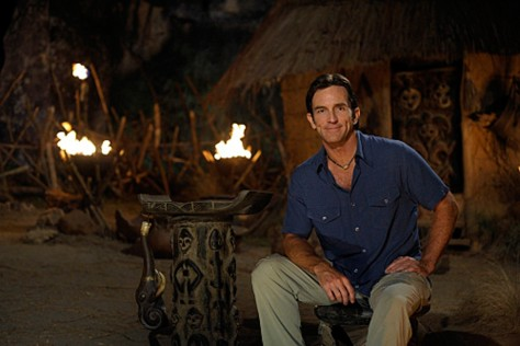 "Image: ""Survivor's"" Jeff Probst"