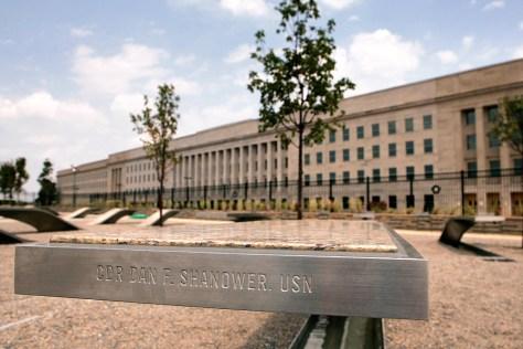 Image: Pentagon memorial