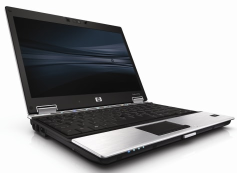 Image: HP's EliteBook laptop computer