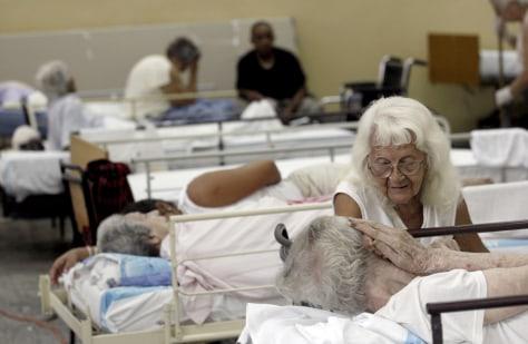 Image: Havana shelter