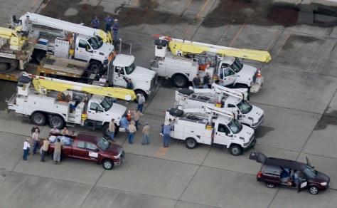 Image: Utility Trucks