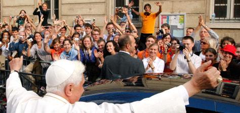 Image: Benedict XVI