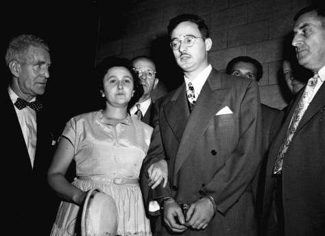 Image: Ethel and Julius Rosenberg