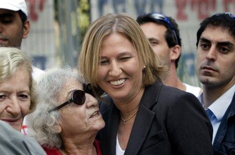 Image: Tzipi Livni