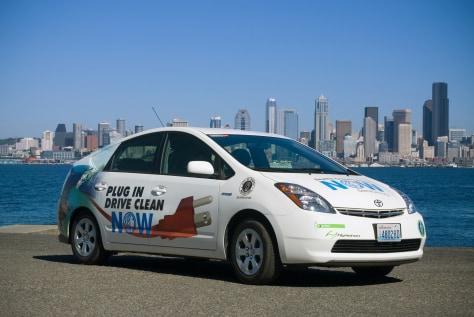 Image: Plug-in Prius