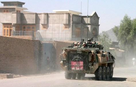 Image: US soldiers, Afghanistan