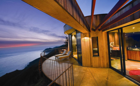 Image: The Pacific Suite at Post Ranch Inn