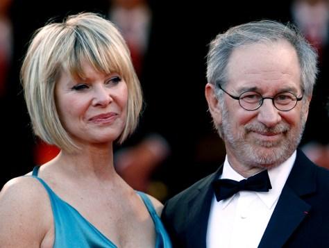 Image: Steven Spielberg, Kate Capshaw