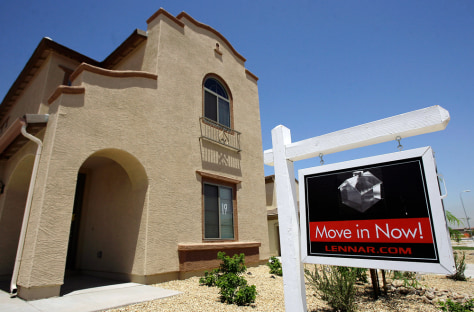 Image: A new home in Laveen, Arizona