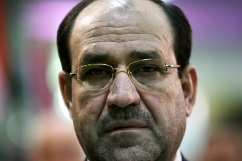 Image: Nouri al-Maliki