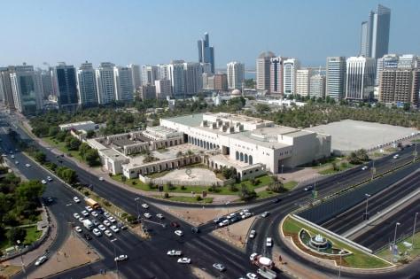 Image: Downtown Abu Dhabi