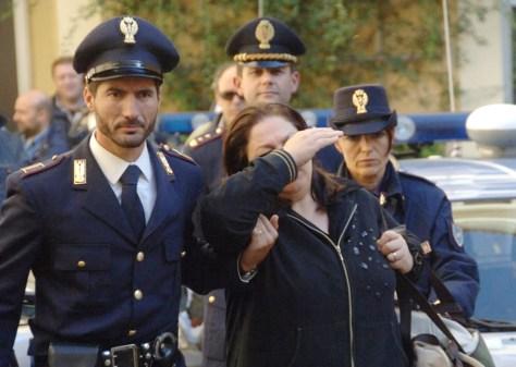 "Image: Giuseppina Nappa wife of Francesco "" Sandokan"" Schiavone"