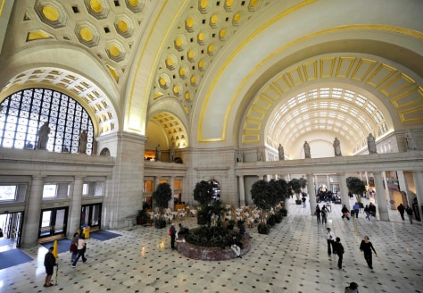 Image: Union Station interior