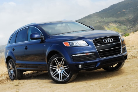 Image: 2008 Audi Q7 S-Line