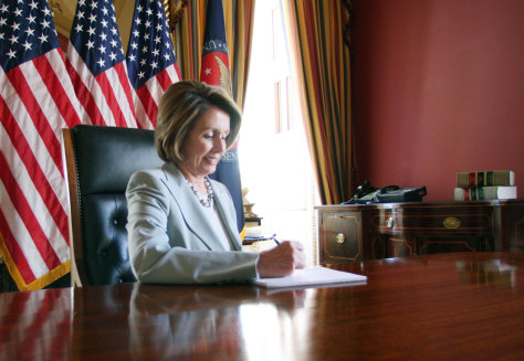 Image: Speaker of the House Nancy Pelosi