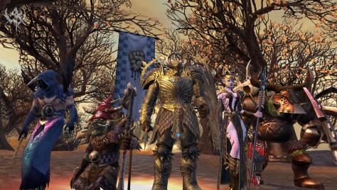 Image: Warhammer Online