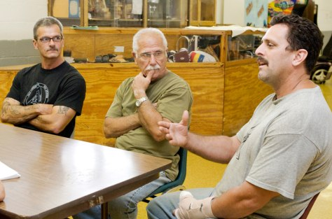 Image: Inmates talk about Dale Carnegie course