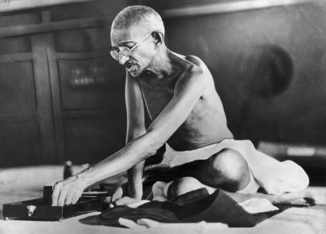 Image: Mahatma Gandhi
