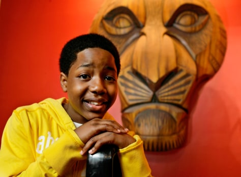 Young Simba Lion King Broadway Simba in Quot The Lion King Quot