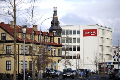 Image: Icelandic bank Glitnir