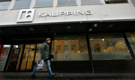 Image: Kaupthing Bank