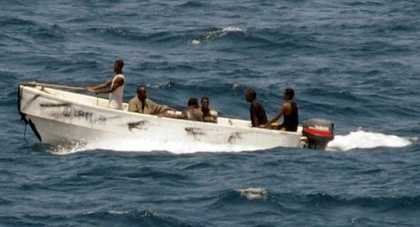 Image: Somali pirates