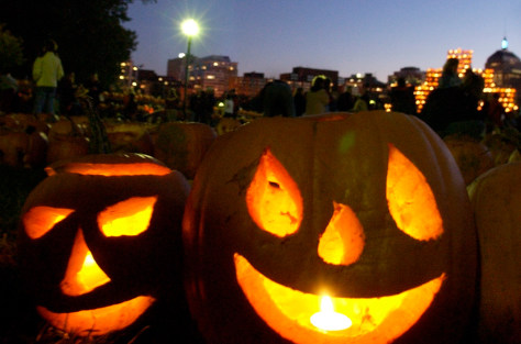 Image: Jack-o'-lantern