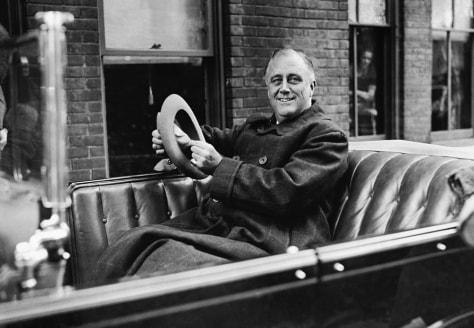 Image: Franklin D. Roosevelt