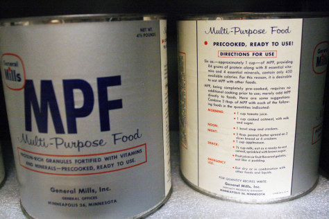Image: Multi-Purpose Food cans