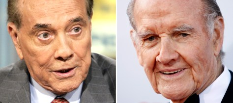 Image: Bob Dole and George McGovern