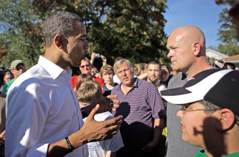Image: Barack Obama, Joe Wurzelbacher