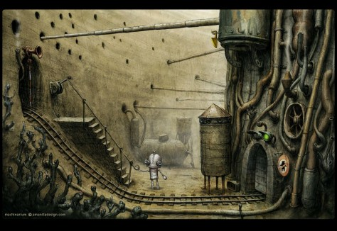 Image: Machinarium