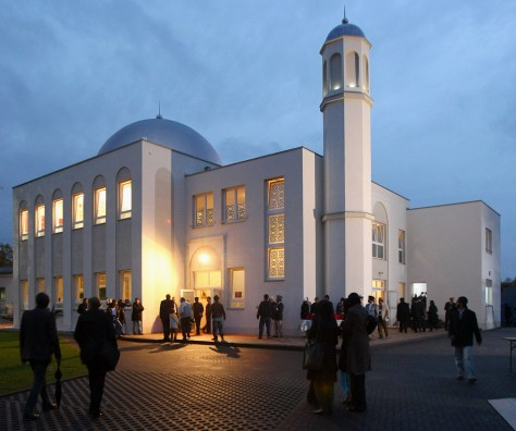 Image: Mosque in Berlin