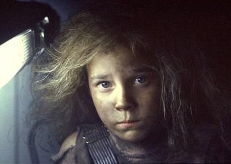 """Image: Newt in """"Aliens"""""""